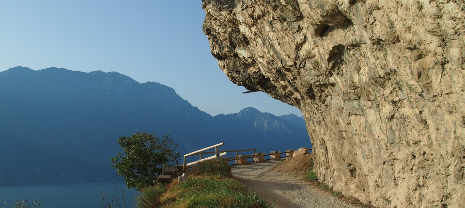 Mountainbike Tour am Largo di Garda