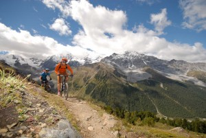 Mountainbike Touren Dolomiten