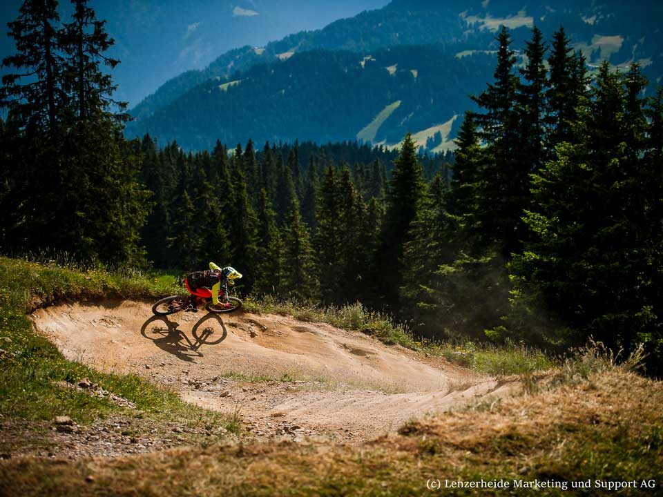 Bikepark Lenzerheide Flow Trails