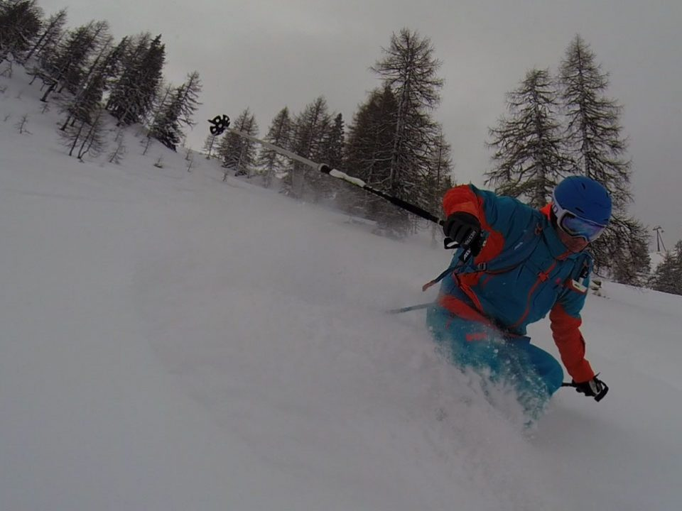 Zauchensee-Kogelalm-Powder-Session